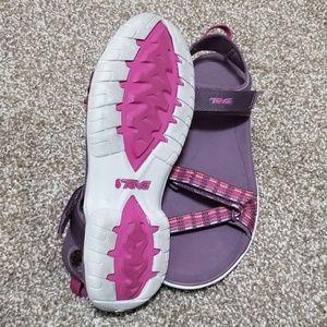 Teva Shoes - Teva 6.5 Verra Purple Adjustable Sandals